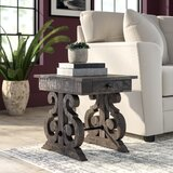 Ellenton End Table with Storage by Greyleigh™