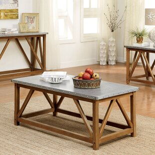 Find a Aleah Coffee Table By Gracie Oaks