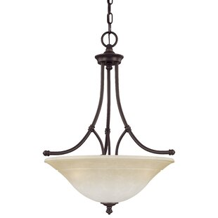 Thomas Lighting Harmony 3-Light Bowl Pendant