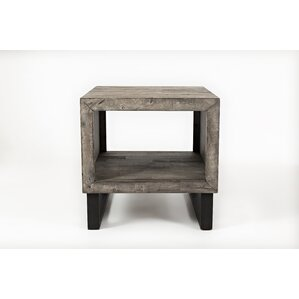 Anjou End Table by Union Rustic
