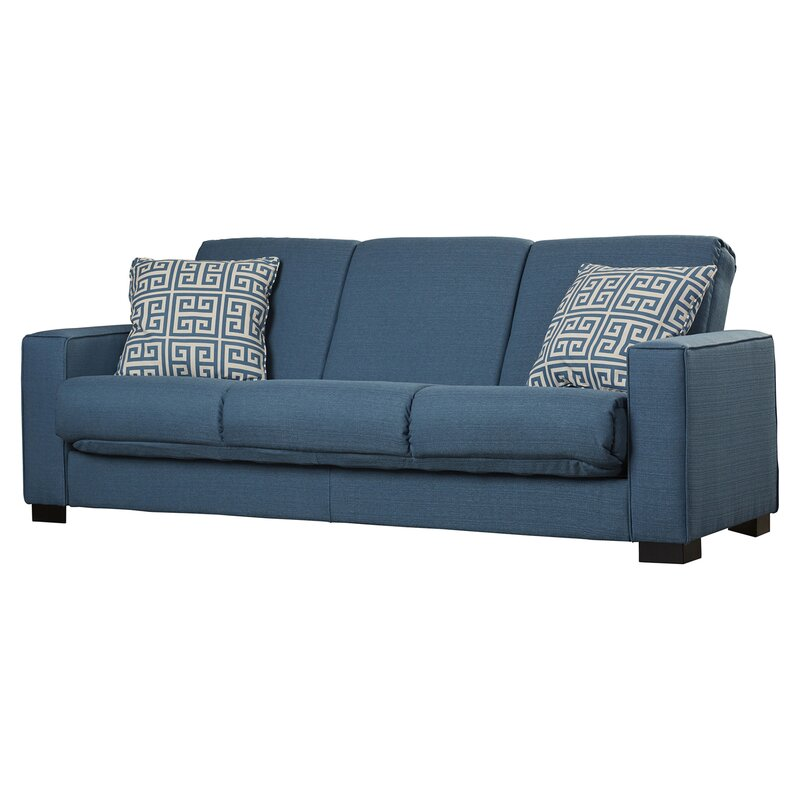 "Aurora 87"" Sleeper Sofa & Reviews"