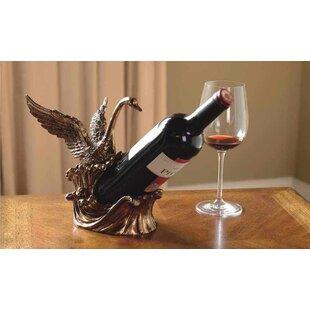 Swan 1 Tabletop Wine Bottle Rack by Westm..