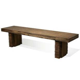 Corcoran Wood Bench Read Reviews