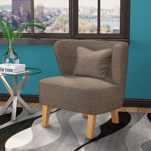 Douglasland Slipper Chair by Ivy Bronx