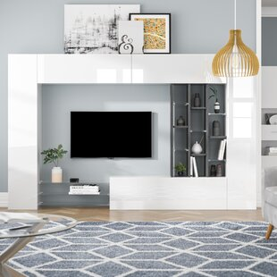 Entertainment Unit For TVs Up To 65
