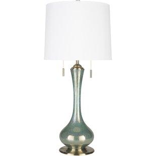 Cofield 33.5 Portable Table Lamp