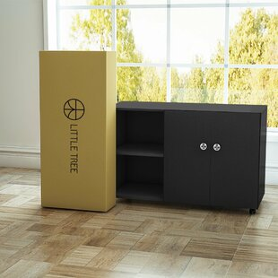 Erikson Mobile Lateral Filing Cabinet by Ebern Designs Design