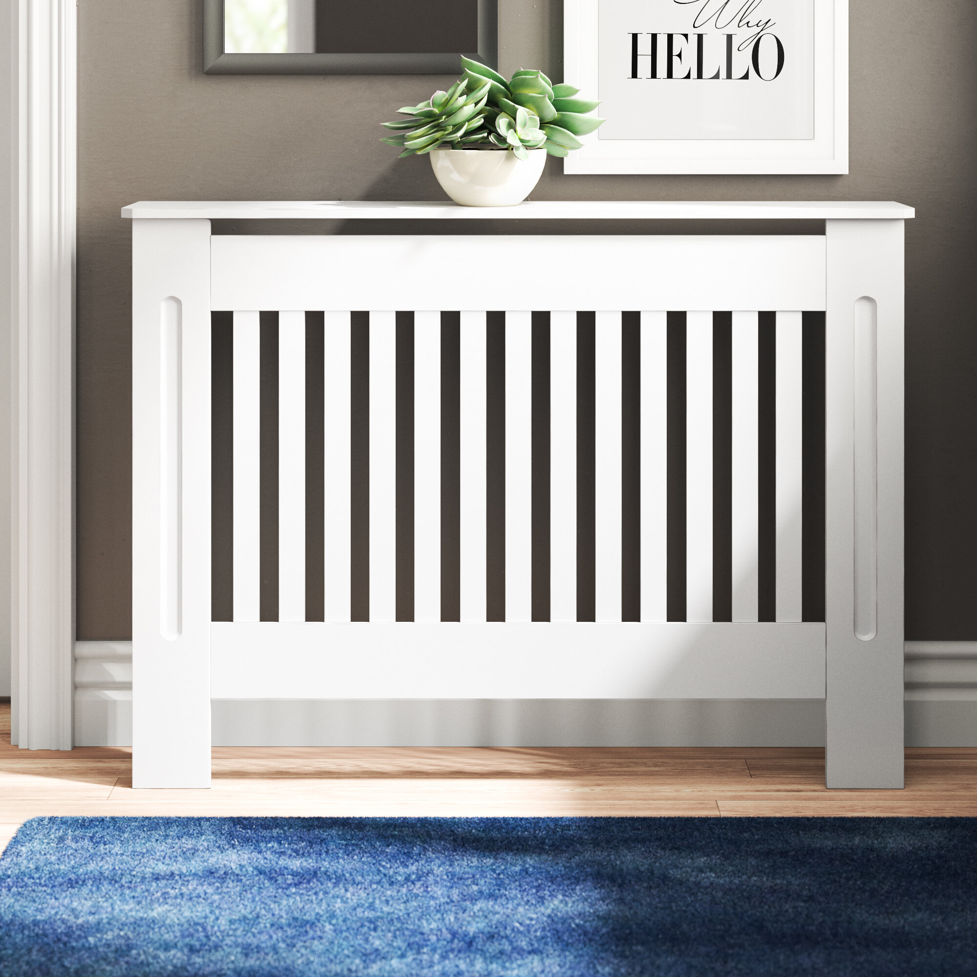 Zipcode Design Benajah Radiator Cover Reviews Wayfair Co Uk