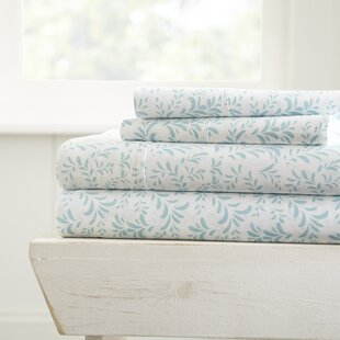 Plainsboro Premium Printed Sheet Set by Gracie Oaks Discount