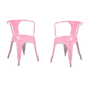 Ricci Dining Chair (Set of 2) by Ivy Bronx