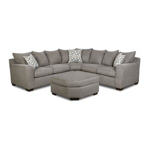 sc 1 st  Joss u0026 Main : light gray sectional - Sectionals, Sofas & Couches
