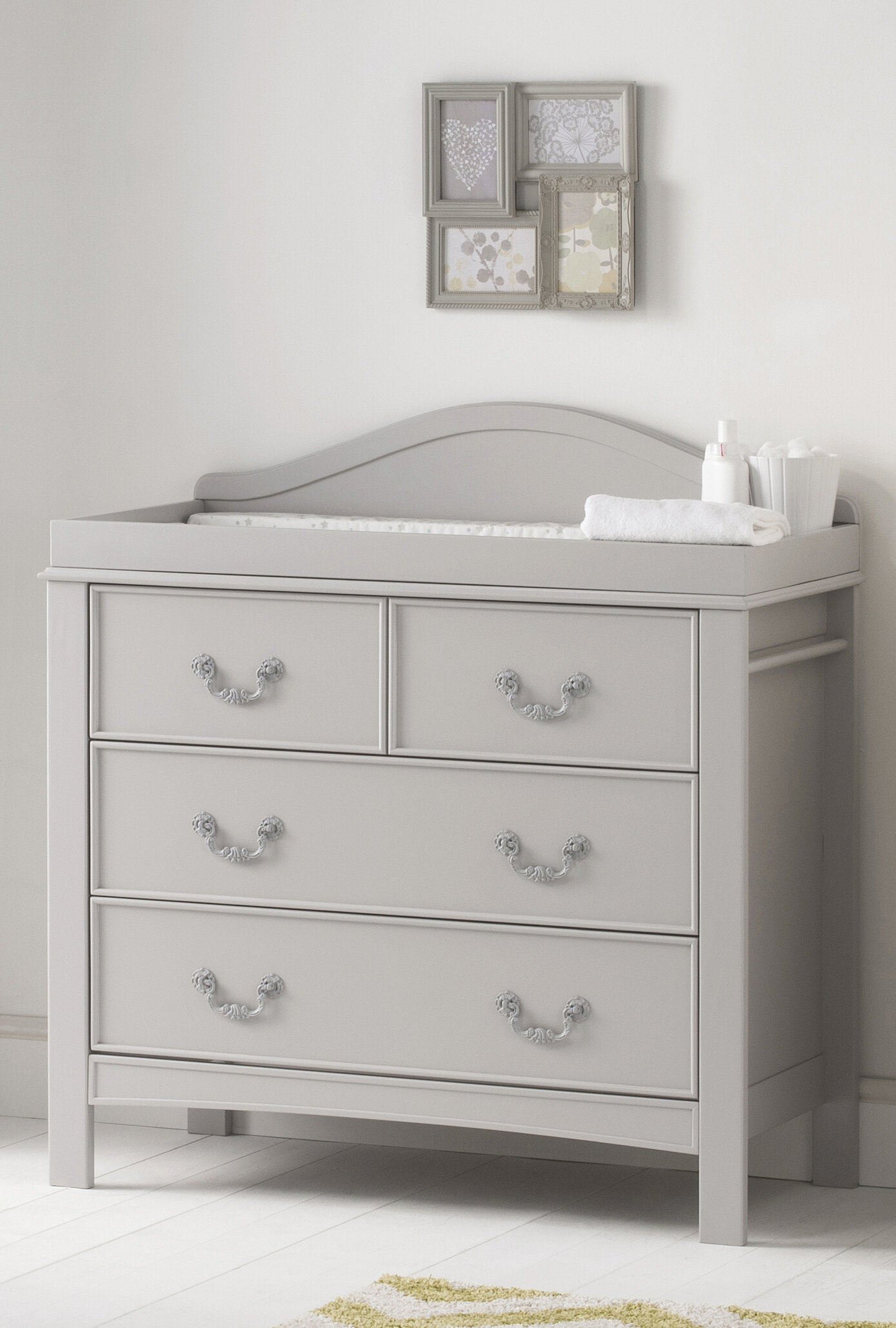 drawer table on dresser grey choose finis your dress studio coma room frique northbrook modena baby crib serta view changing mod rustic and