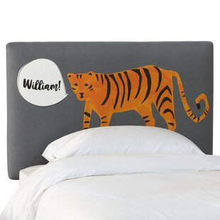 Read Reviews Whitfield Linen Upholstered Headboard by Harriet Bee Reviews (2019) & Buyer's Guide