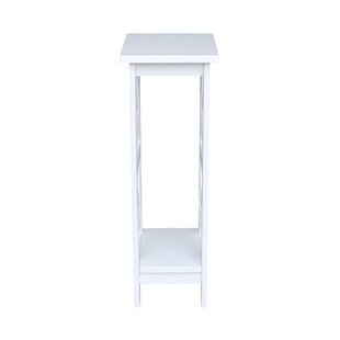 Square White Plant Stands Tables You Ll Love In 2021 Wayfair