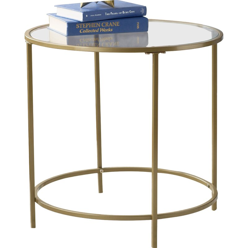 Casanova End Table