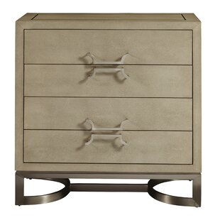 Bryson 4 Drawer Accent Chest by Mercer41