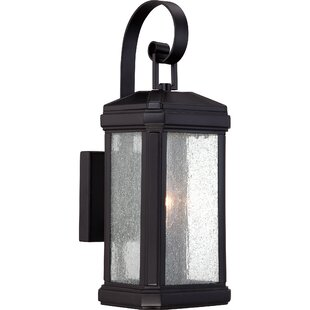 Poteete 1-Light Outdoor Wall Lantern