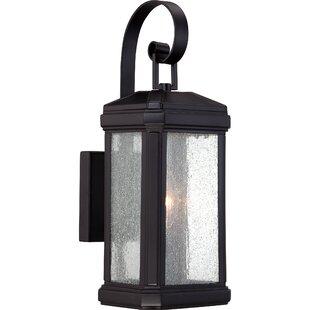 Poteete 1-Light Outdoor Wall Lantern