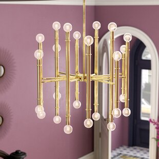 Brindalla 24-Light Chandelier by Willa Arlo Interiors