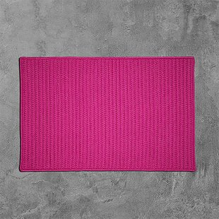 Glasgow Pink Indoor/Outdoor Area Rug