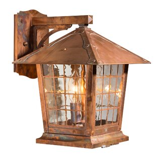 Marlys 3-Light Outdoor Wall Lantern by Ca..