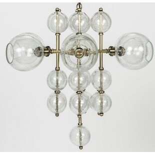 Noir Lou 6-Light Chandelier