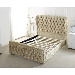 Brandy Upholstered Sleigh Bed By Willa Arlo Interiors
