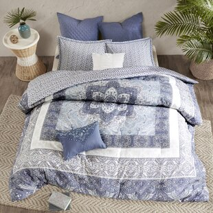 Jaden Cotton 7 Piece Duvet Cover Set