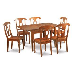 Alcott Hill Lorelai 7 Piece Dining Set