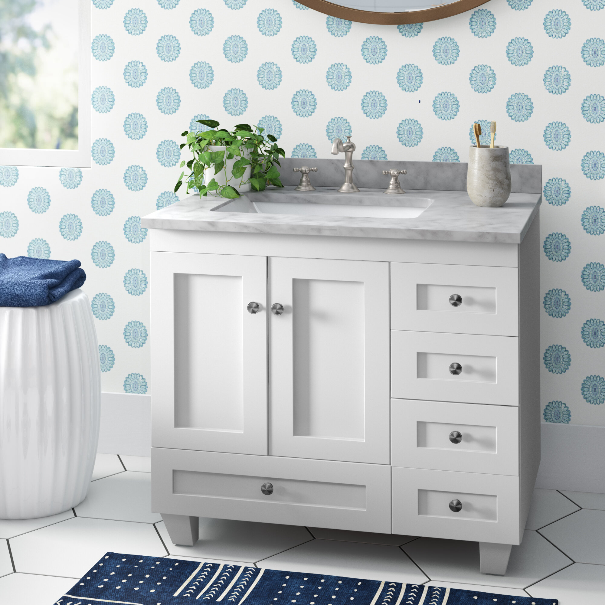 30 Inch Bathroom Vanities Wayfair