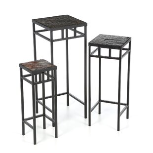 Bratton Ridge 3 Piece Nesting Plant Stand Set