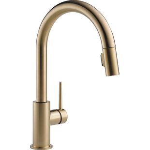 Delta Faucet Champagne Bronze Wayfair - Wayfair kitchen faucets