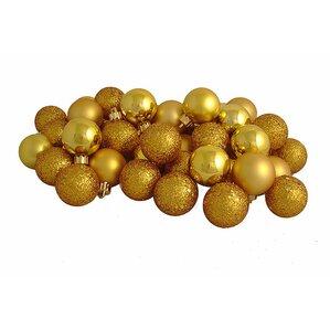 Rose Gold Christmas Ornaments | Wayfair