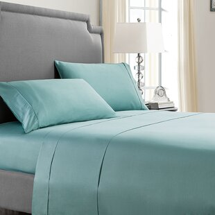 Mulhall 300 Thread Count 100% Cotton Sheet Set ByDarby Home Co