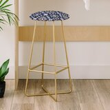 Marta Barragan Camarasa Mystic Tribal 31 Bar Stool by East Urban Home