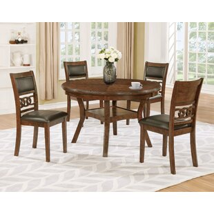 Cally Upholstered Dining Chair (Set of 4)