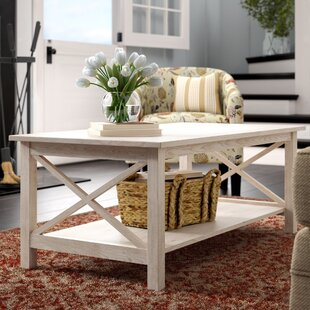 Kaiser X Coffee Table with Tray Top
