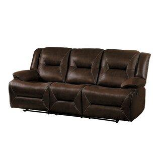 Hinojosa Reclining Sofa by Red Barrel Studio