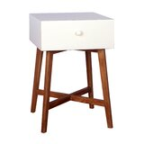 Longville End Table with Storage by George Oliver