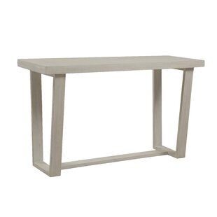 Graphite Console Table
