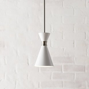 Langley Street Ibsen 1-Light Cone Pendant