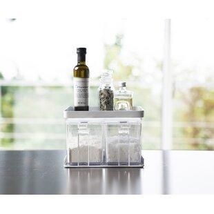 Modern Sugar and Salt Kitchen Canister Set