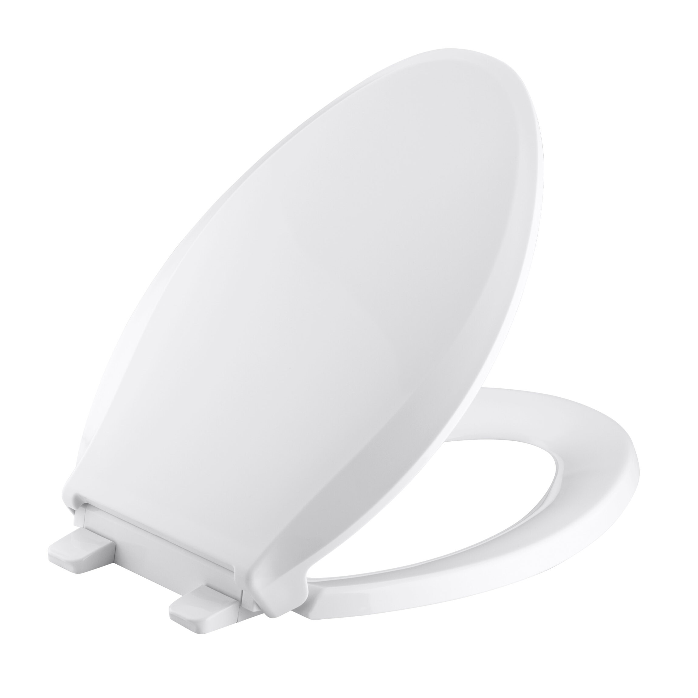 Remarkable Cachet Quiet Close With Quick Attach Hinges And Grip Tight Elongated Toilet Seat Pdpeps Interior Chair Design Pdpepsorg