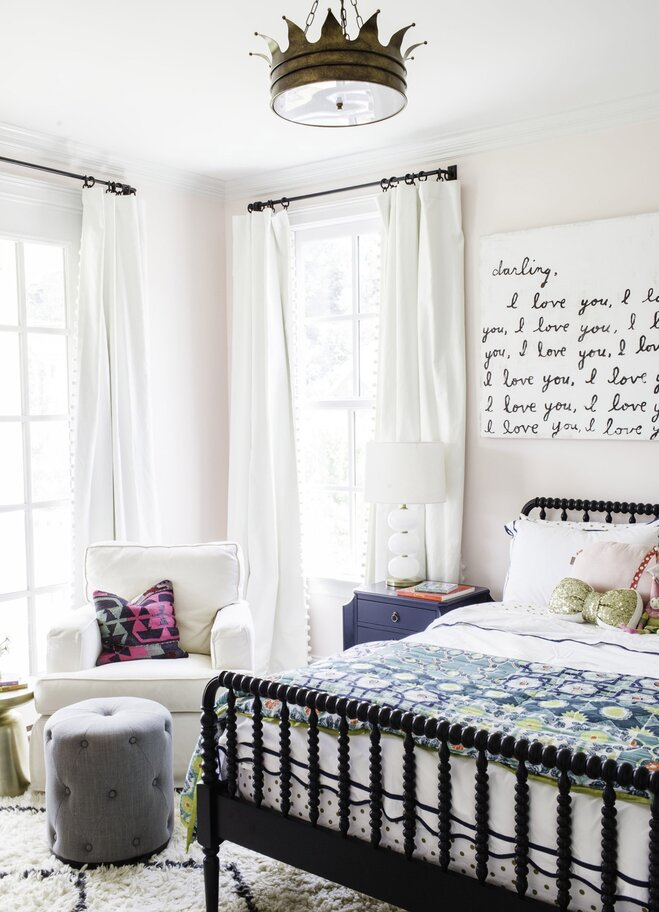 Room Tour A S Sophisticated Fairy Tale