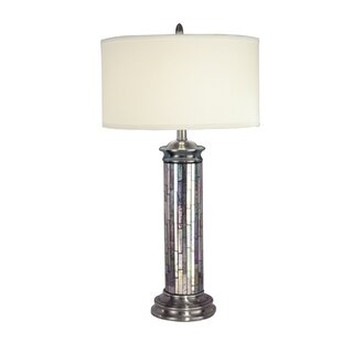 Brierfield Art Glass 30 Table Lamp