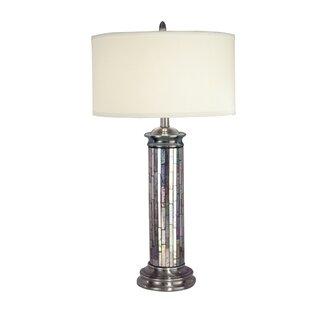 Brierfield Art Glass 30 Table Lamp