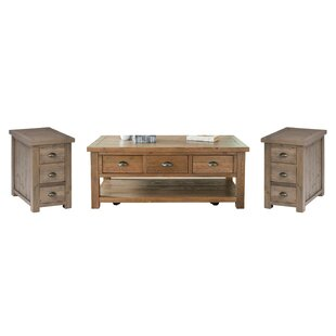 Seneca 3 Piece Coffee Table Set Birch Lane?
