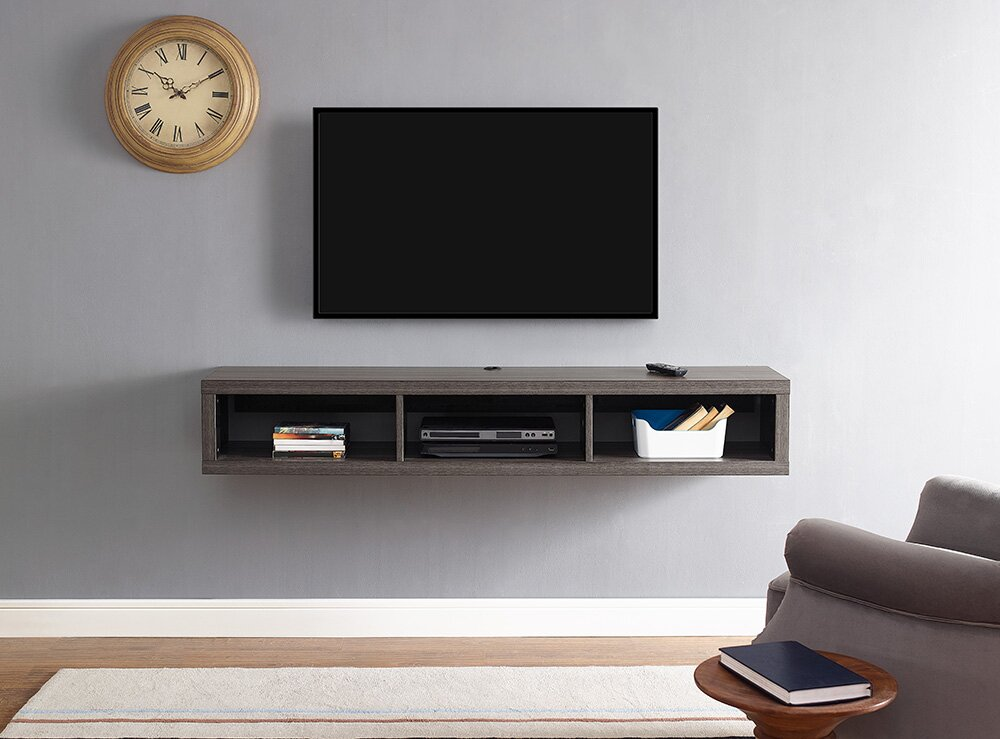 Superb Under Tv Shelf | Wayfair