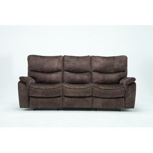 Palu Reclining Sofa by Loon Peak Wonderful