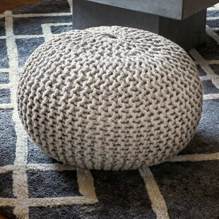 Lakemont Corded Pouf